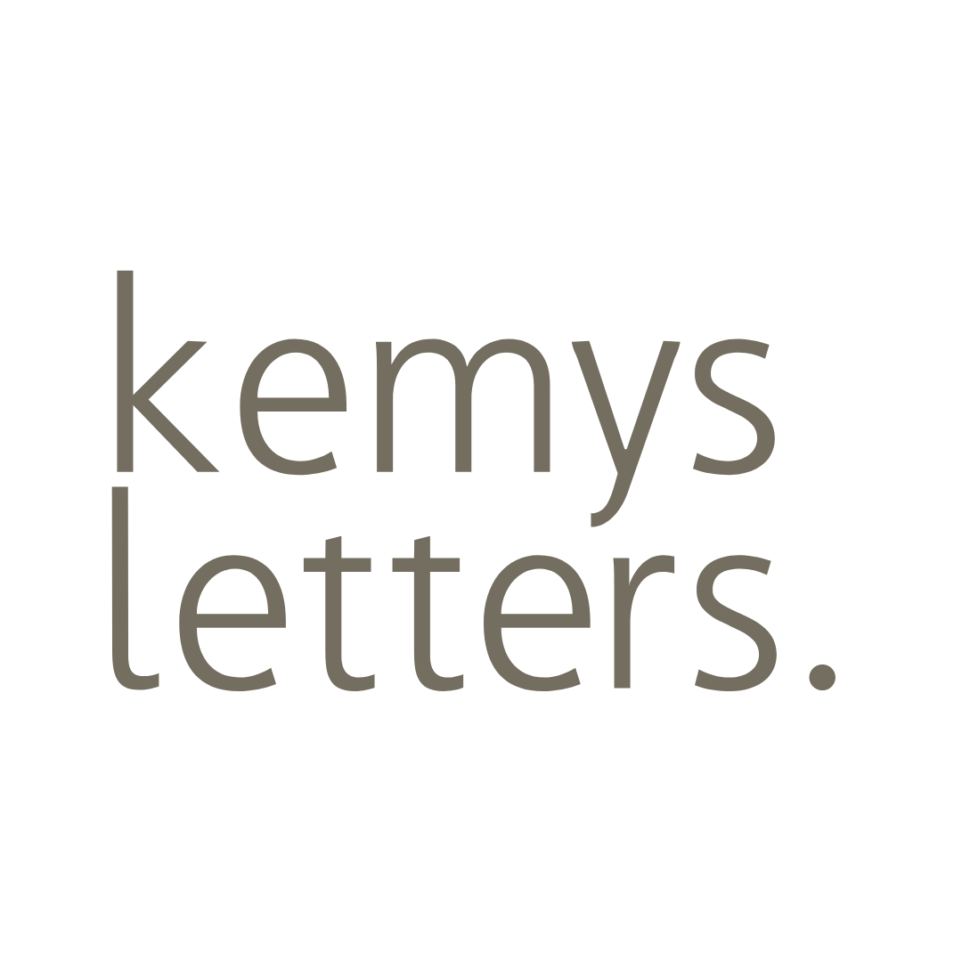 Kemy's Letters